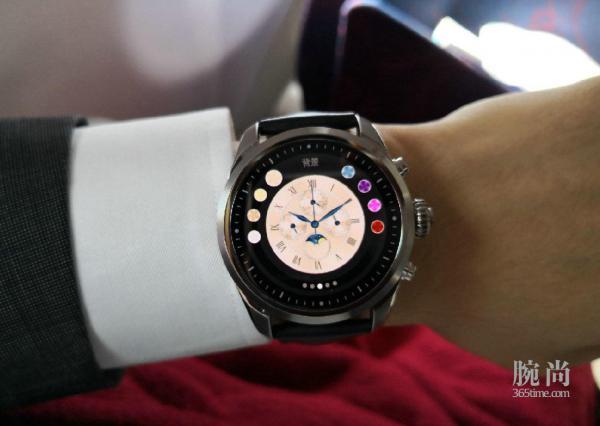 好玩儿!万宝龙Summit 2智能手表入手开机作业!