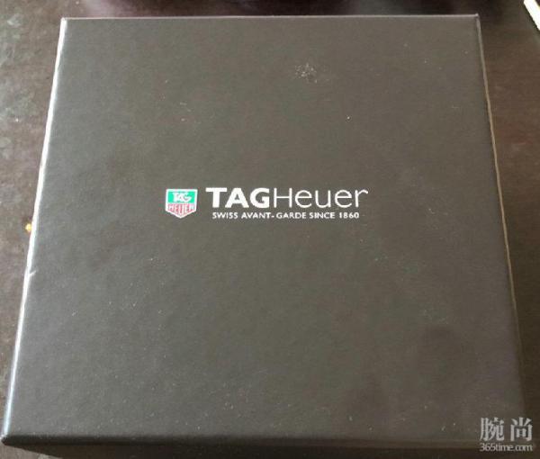 人生的第一块手表,天猫旗舰店入手的泰格豪雅蓝盘卡莱拉5!