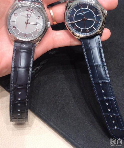 开心不已终获梦想中的腕表---蓝盘江诗丹顿伍陆之型4600E!