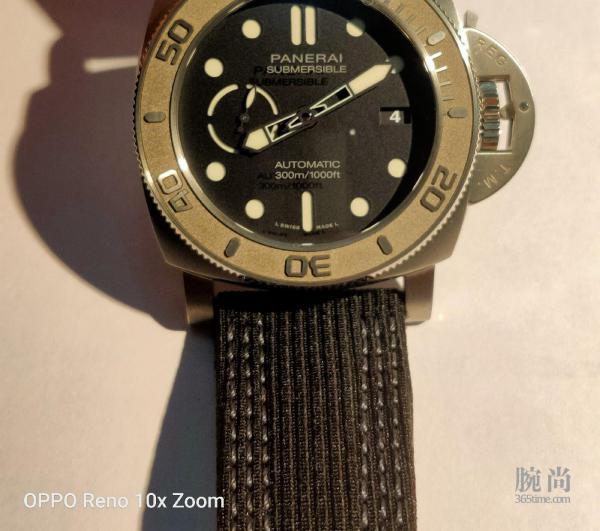 无意间入手沛纳海潜行系列PAM00984 MIKE HORN迈克·霍恩版!