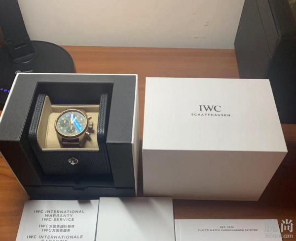 曲折坎坷的IWC青铜飞计喷火购表历程!