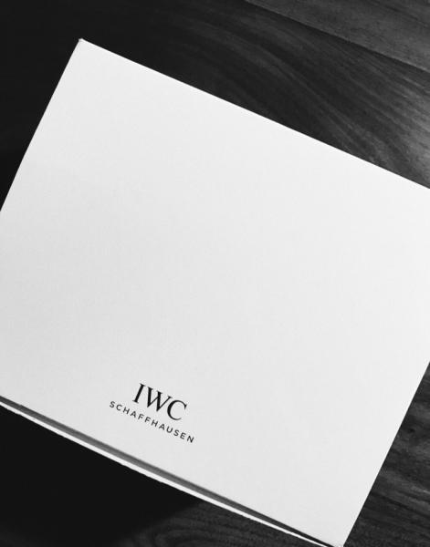 发帖纪念:陪伴自己四年半的万国柏涛菲诺IW356502!