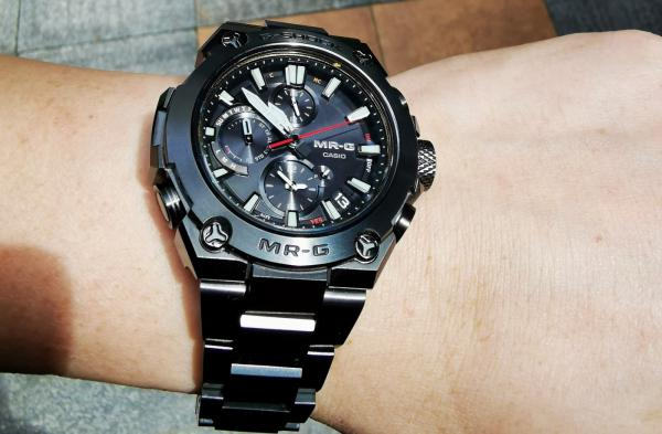 先说说入MR-G之前的手表经历吧。