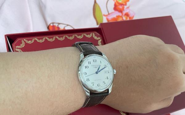 第一支严格意义上的机械奢侈品腕表--浪琴名匠!
