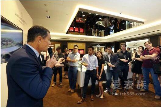 亚诺表与Sincere于新加坡希尔顿酒店联合举办  爵士乐主题酒会