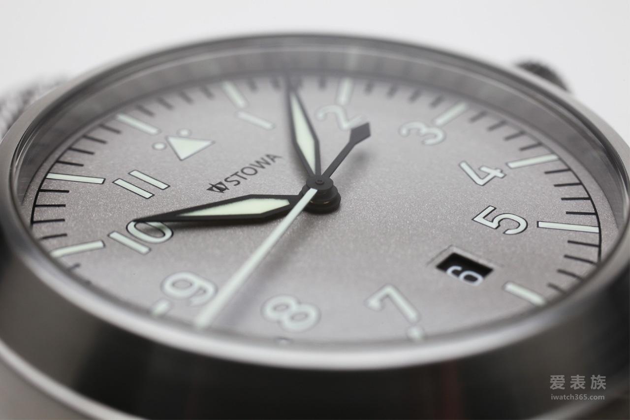 彰显个性 腕间豪情——STOWA司多娃手表