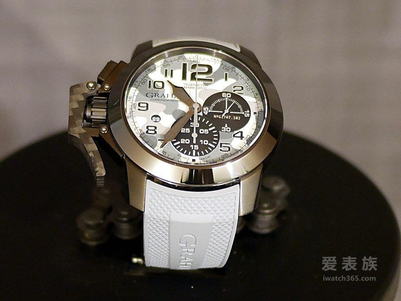 剑走偏锋——独树一帜的格林汉姆Graham手表