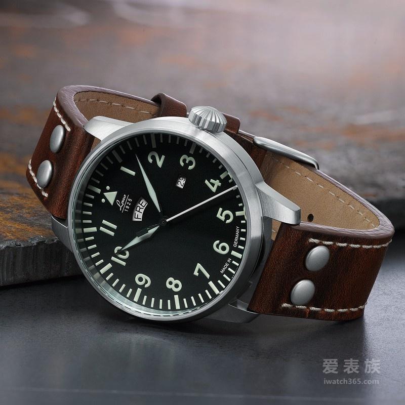 硬朗的军表风——朗坤Laco手表