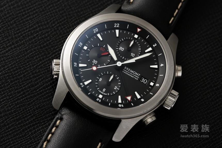 宝名ALT1-Z祖鲁系列ALT1-ZT GMT计时腕表