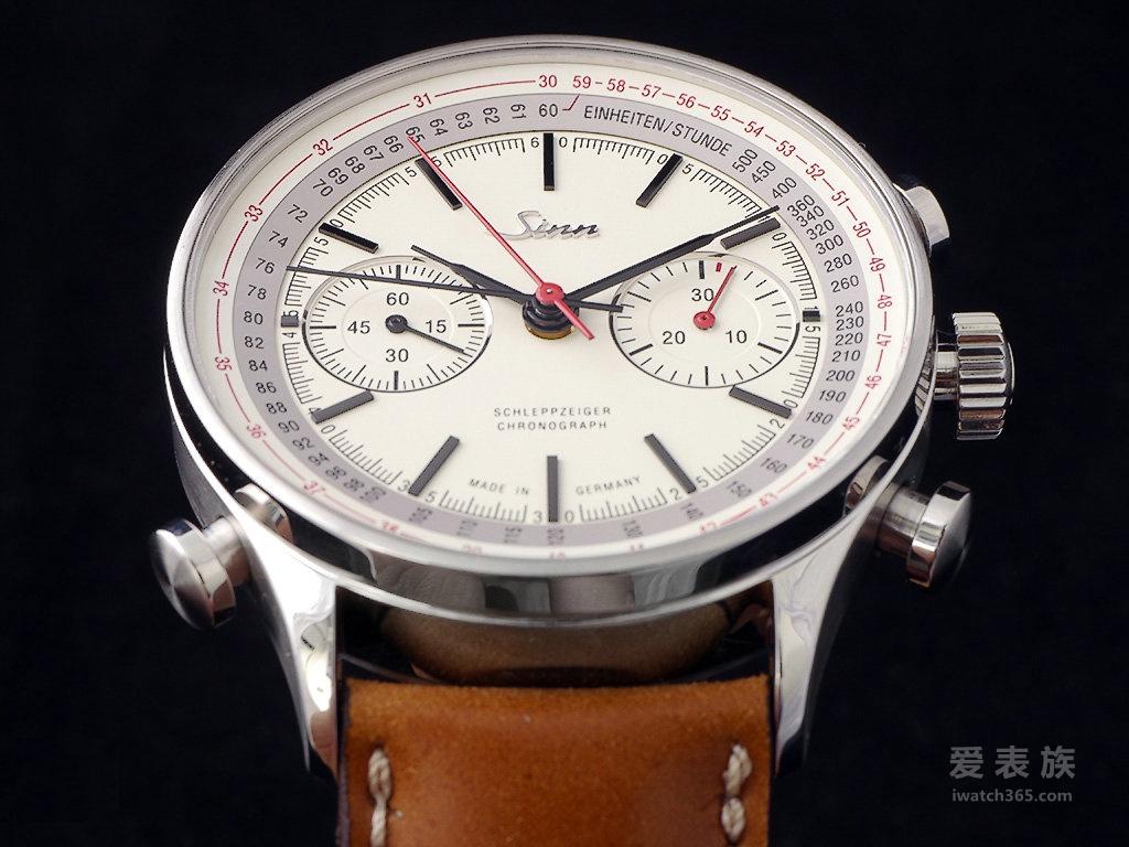 平淡之中的一抹亮色——Sinn辛恩910 Anniversary双追针计时限量版腕表