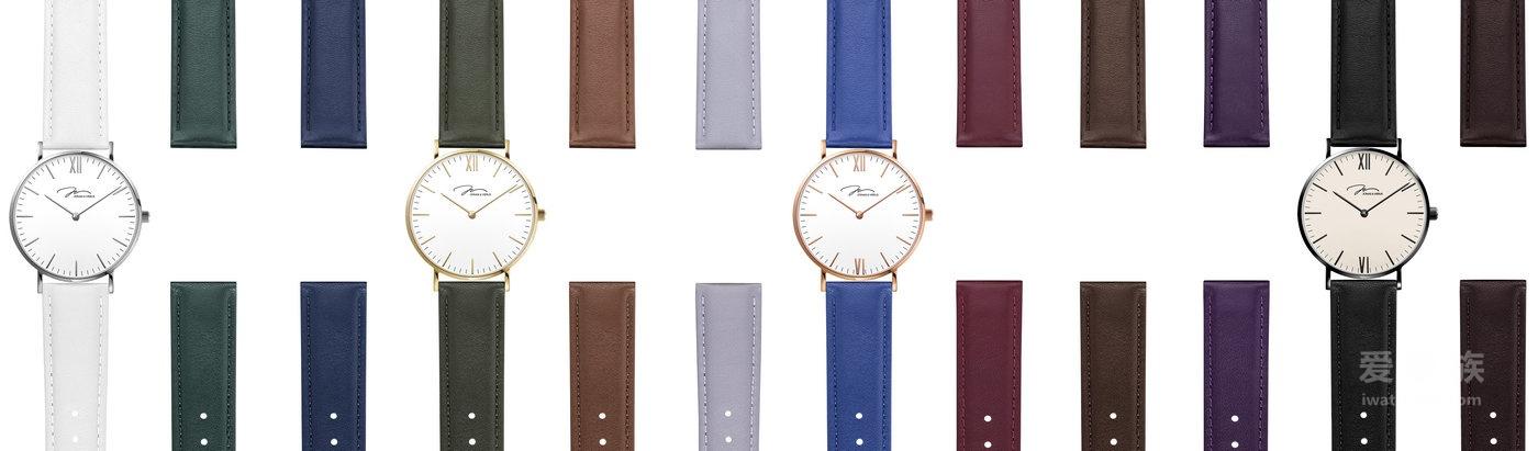 飞亚达—活,该时刻本色 JONAS&VERUS时装表,让风格更有风格