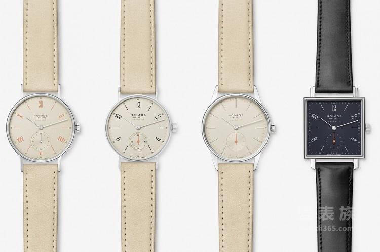 NOMOS neomatik自制机芯腕表系列全面正式量产