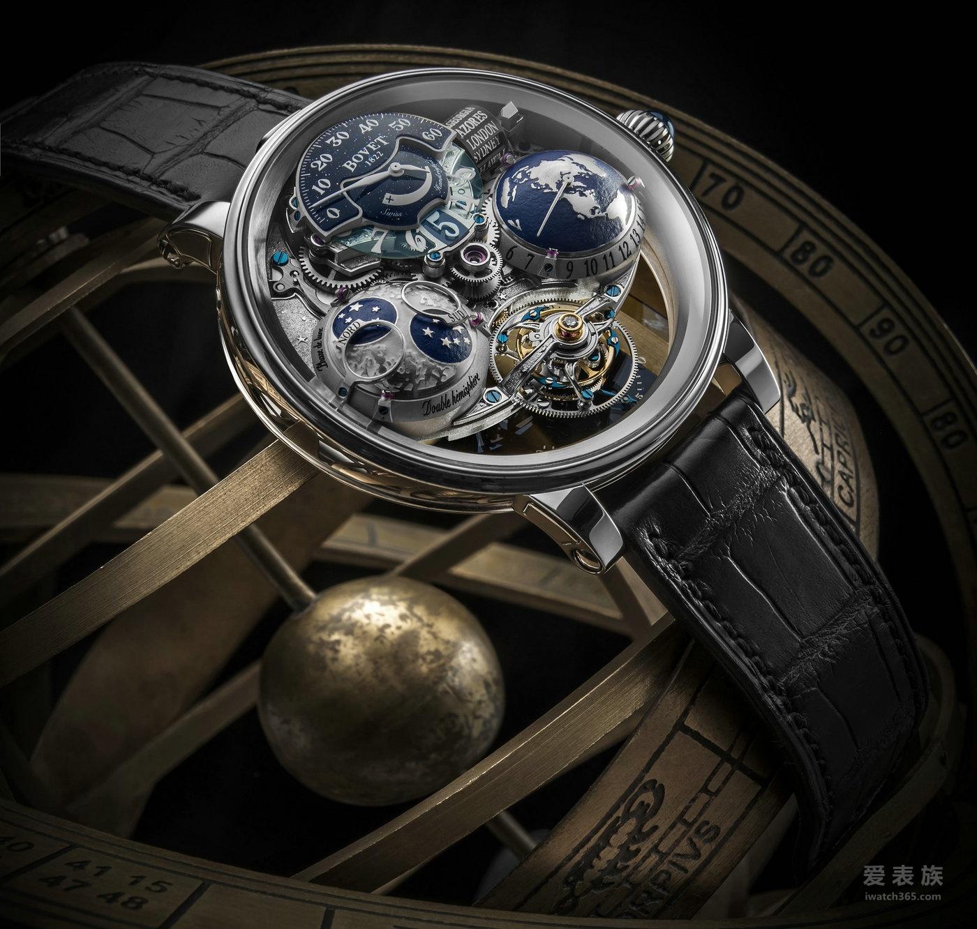 播威新款腕表 于太子珠宝钟表呈献的表坛盛事World Brand Piazza 2016隆重登场