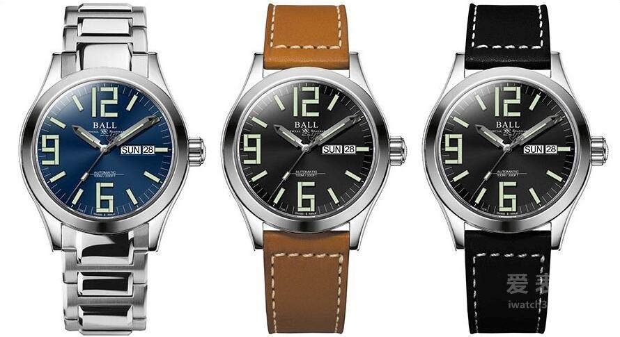 波尔——读时极度清晰,耐用一生:庆祝创立125周年,BALL推出Engineer II Genesis腕表