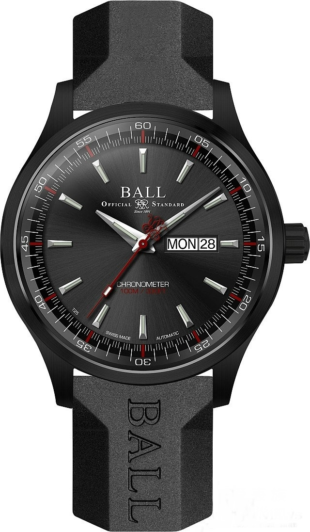 BALL波尔表Engineer II Volcano腕表在台展售