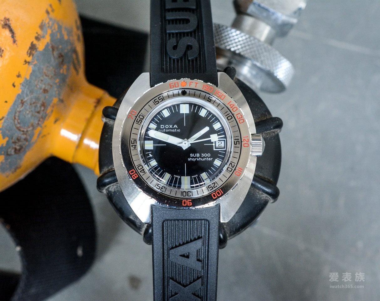 重现辉煌岁月——Doxa时度Sub 300五十周年纪念潜水腕表