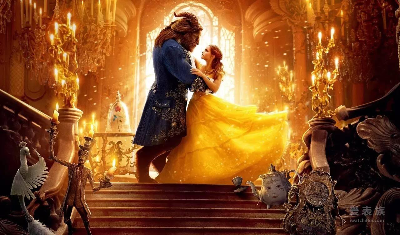 飞亚达——《美女与野兽》上海盛大首映 ,艾玛·沃森与你叩响真爱
