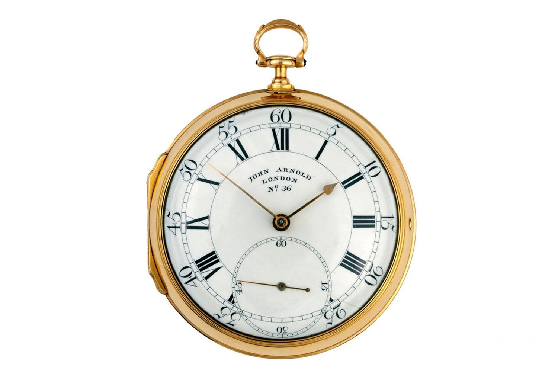 2017巴塞尔前瞻 致敬首枚天文台表——亚诺Chronometer No.36陀飞轮腕表