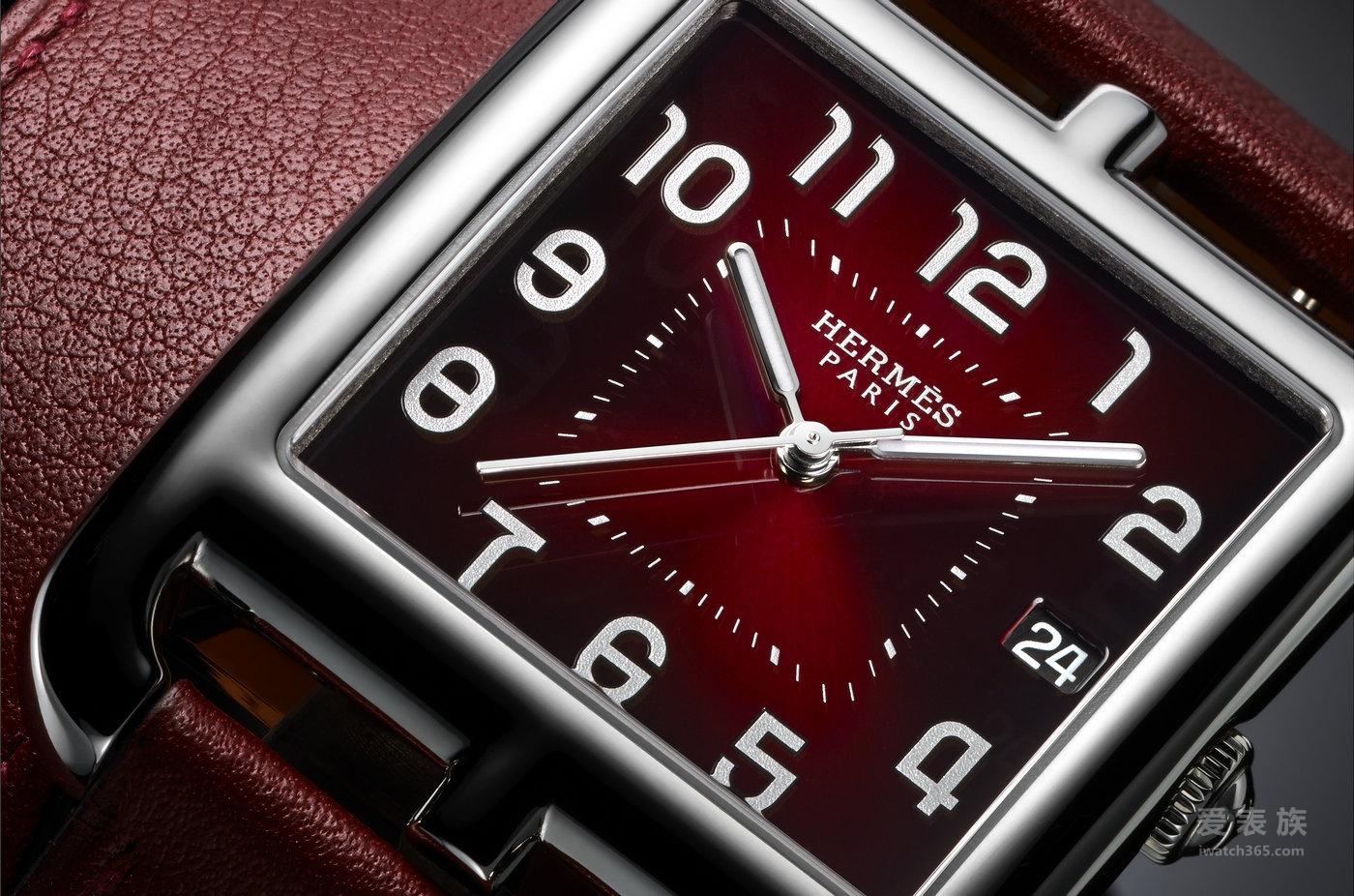 【2017 巴塞尔钟表展新款】爱马仕Cape cod系列新款腕表