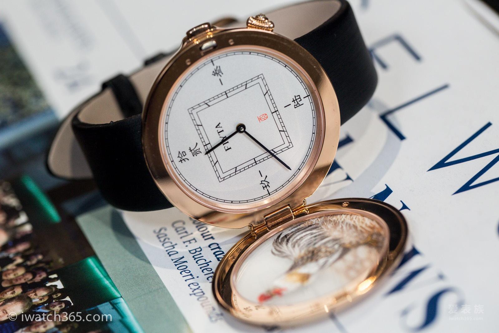 越来越重设计的国产表-2017巴塞尔钟表展飞亚达新款手表点评