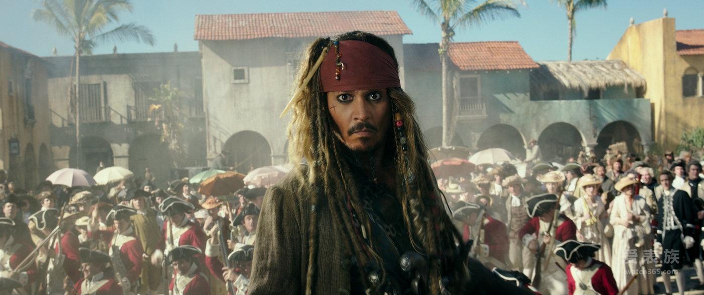 纵横四海,激荡真我 飞亚达《加勒比海盗》特别款&限量特别款上市