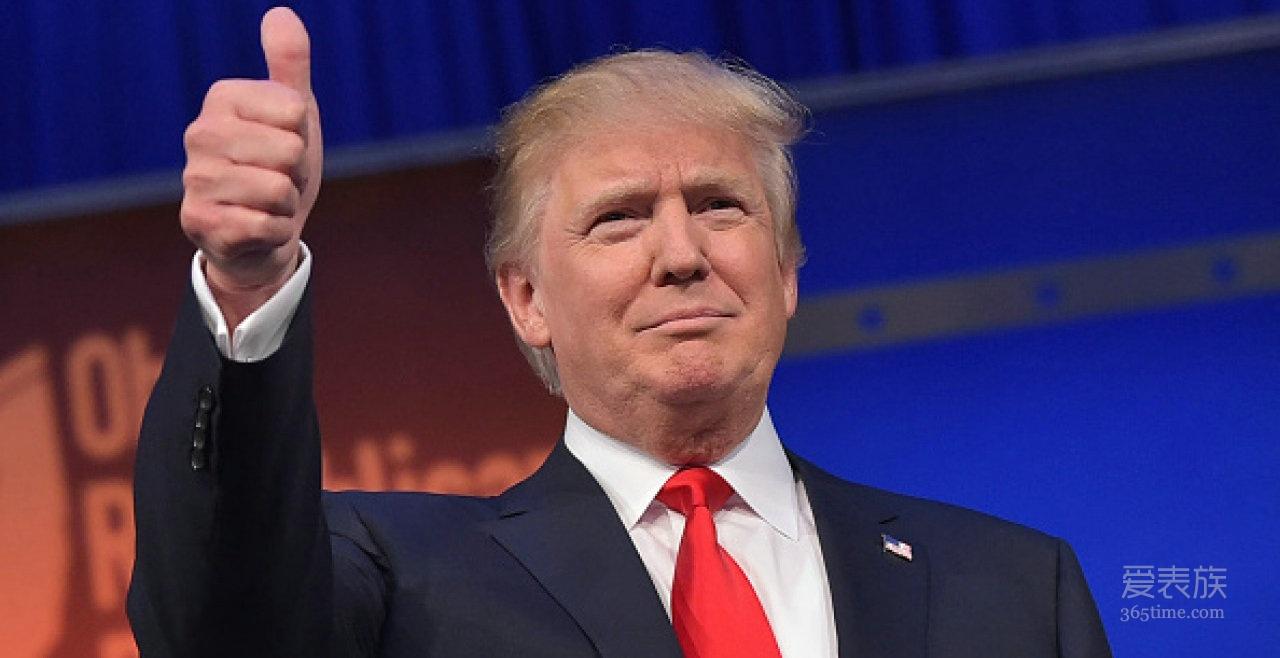 """""""大嘴""""特朗普总统是瑞士钟表业的救星还是灾难?"""
