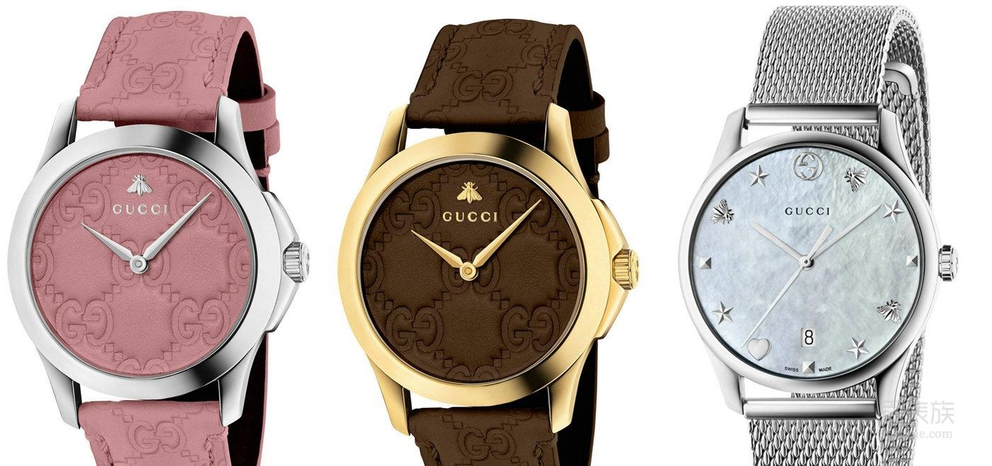 GUCCI 腕表首饰为G-TIMELESS系列增添新表款