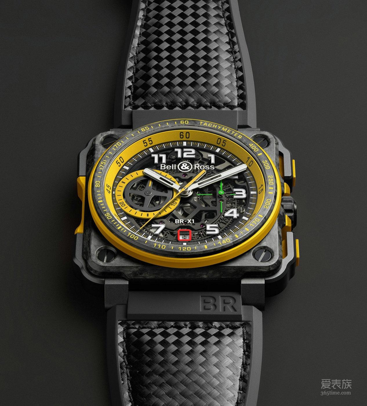 """柏莱士全力支持""""Only Watch慈善拍卖会"""" BR-X1 RS17 Only Watch计时表成交高于估价"""