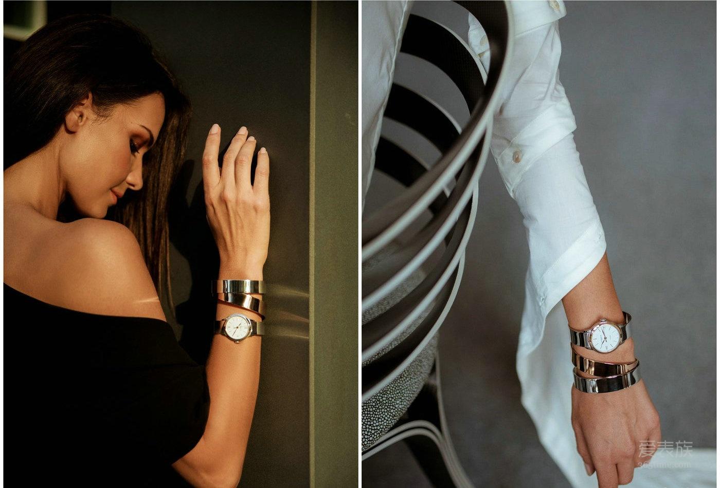 名士揭幕2017 迪拜时尚前沿(Fashion Forward)设计师特别款腕表