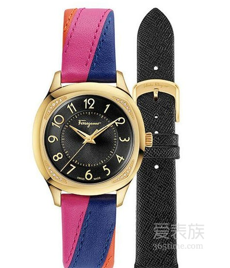 FERRAGAMO TIME LADY 具有复古魅力的女性腕表