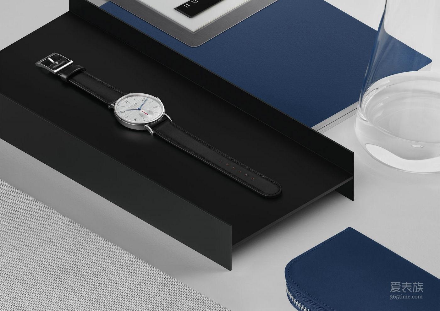 腕间升级 NOMOS推出全新At Work腕表系列