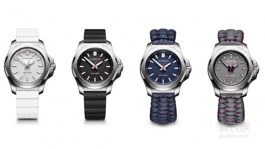 适合现代女性的腕表:Victorinox瑞士维氏I.N.O.X. V腕表