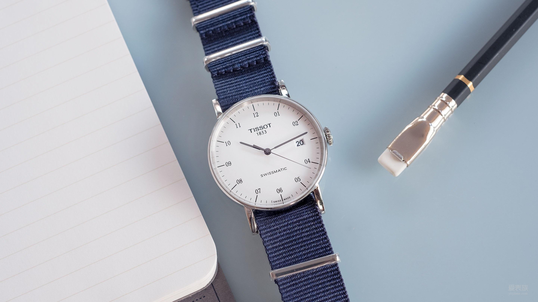 3000多块钱的瑞士表?靠谱儿么?——天梭Everytime Swissmatic系列腕表
