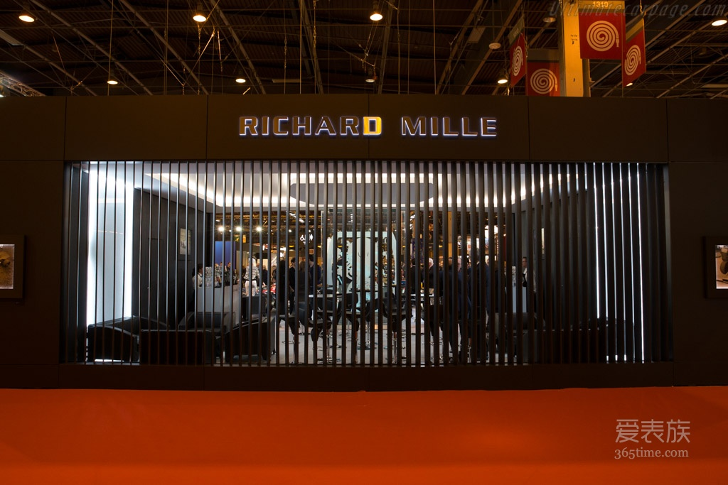 里查德米尔携手迈凯伦于Rétromobile 2018呈现精彩展览