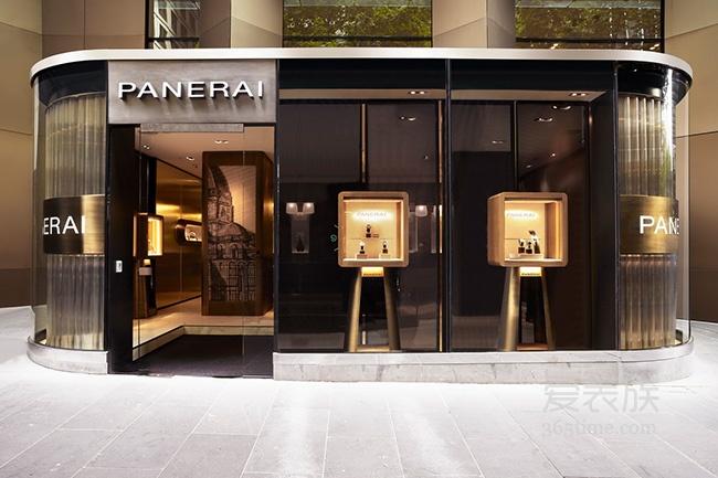 沛纳海于澳洲墨尔本开设第一间专卖店