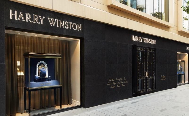 海瑞温斯顿隆于香港文华东方酒店内开设全新品牌专门店