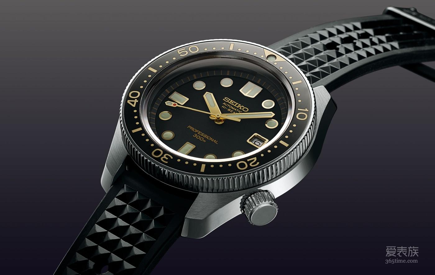 【2018巴塞尔钟表展】全新Prospex系列表款向Seiko专业潜水腕表工艺致敬
