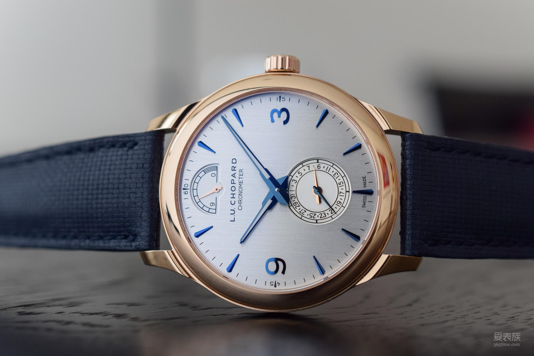 【2018巴塞尔钟表展】优雅,是一种习惯——萧邦L.U.C系列Quattro腕表