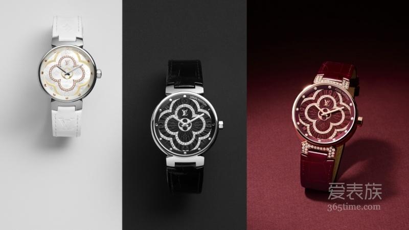 专为现代女性设计的珍贵配件:LV Tambour Moon Divine全新腕表