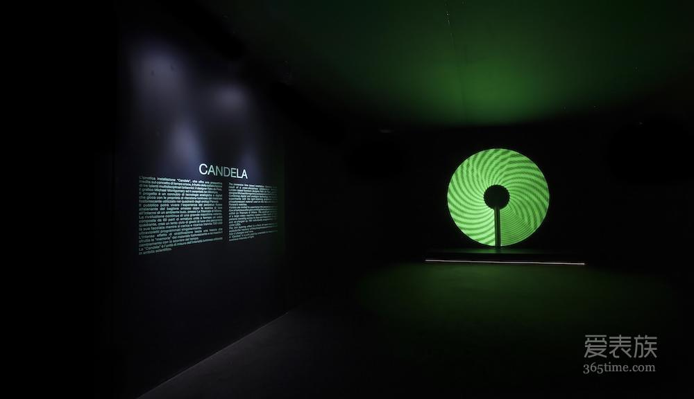 沛纳海Candela艺术装置:照亮米兰三年展
