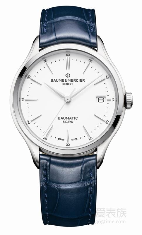 名士克里顿系列Baumatic™腕表倾情献礼父亲节