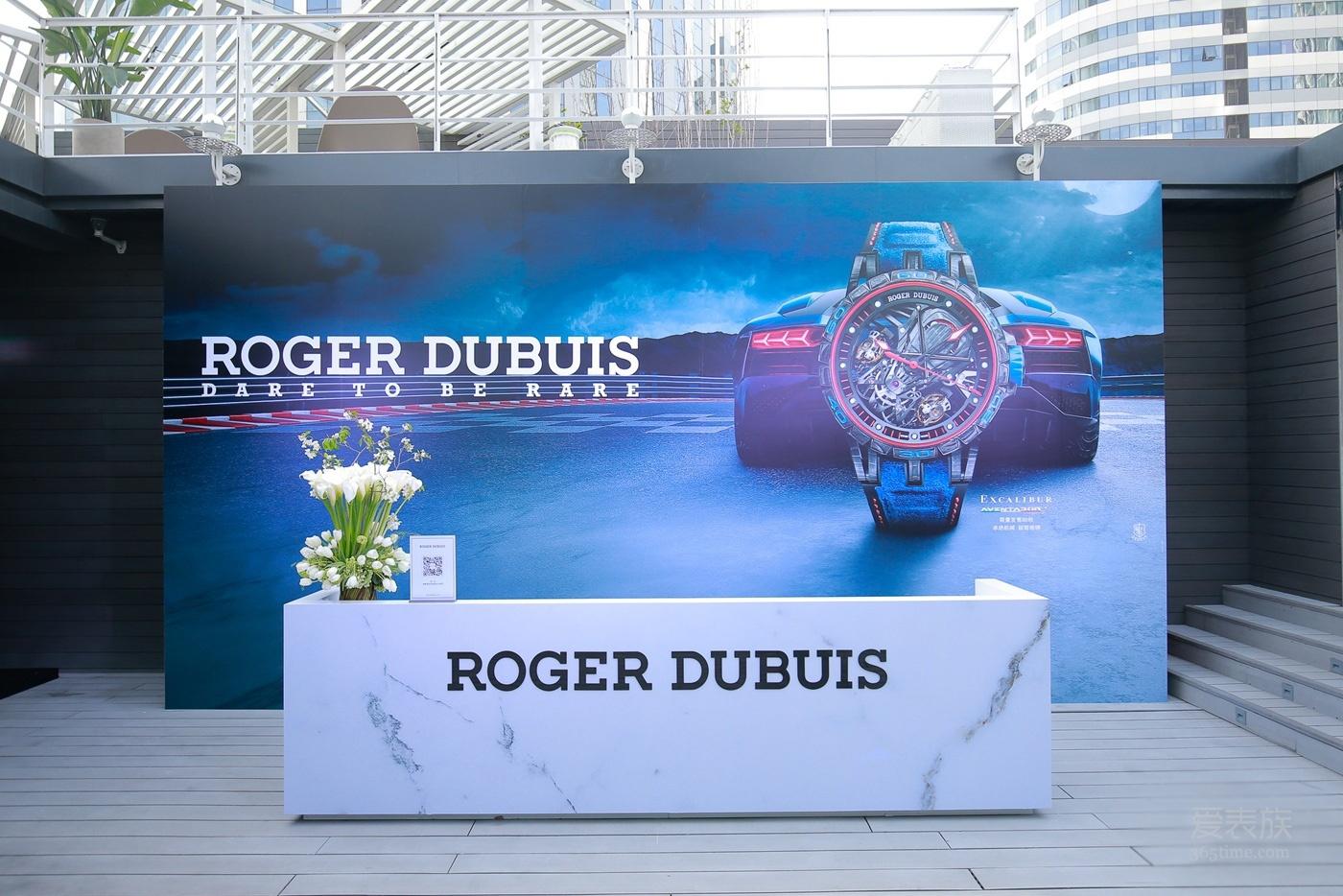 非凡机械 全速驰骋——Roger Dubuis罗杰杜彼2018SIHH新品时计