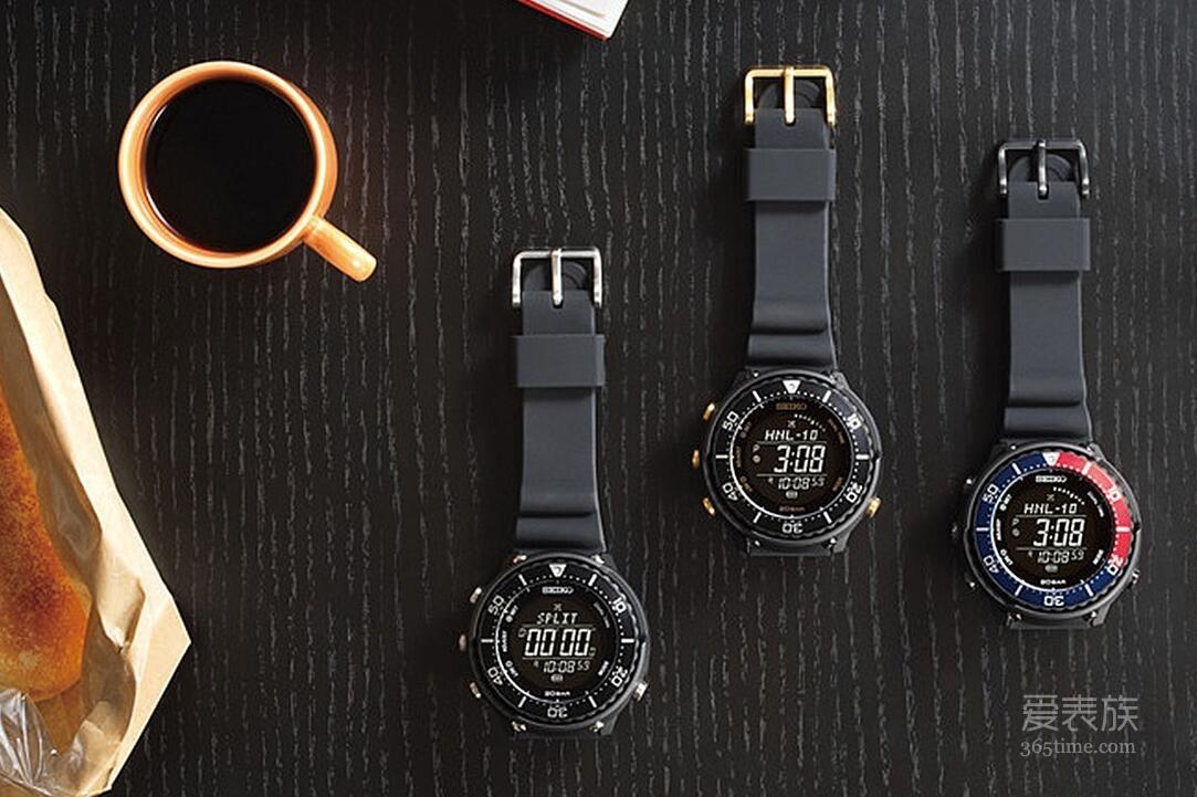 SEIKO x LOWERCASE 全新联名腕表