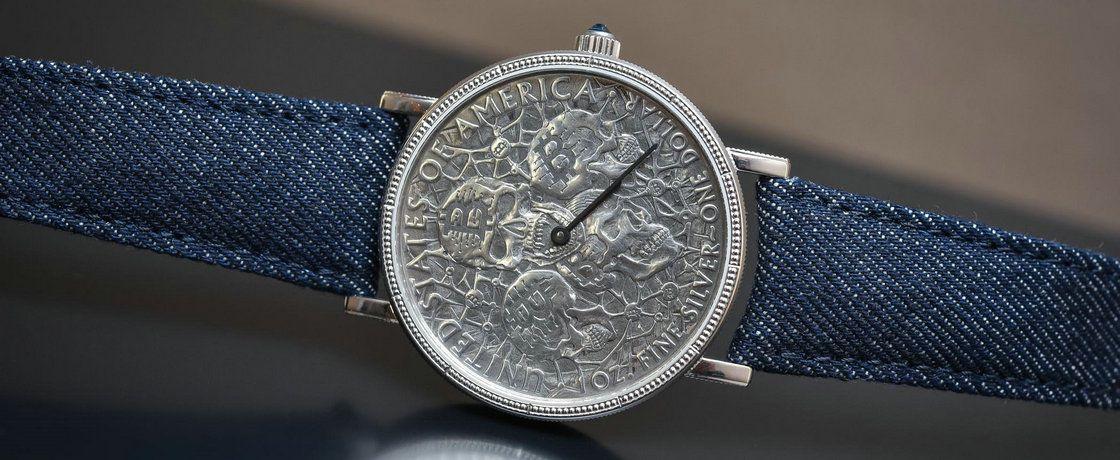 硬币做得表?——昆仑Heritage Artisan系列流浪币腕表