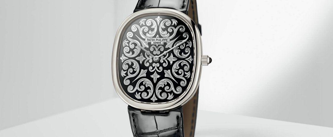 古怪的经典——百达翡丽Golden Ellipse系列五十周年纪念5738/50P-001腕表