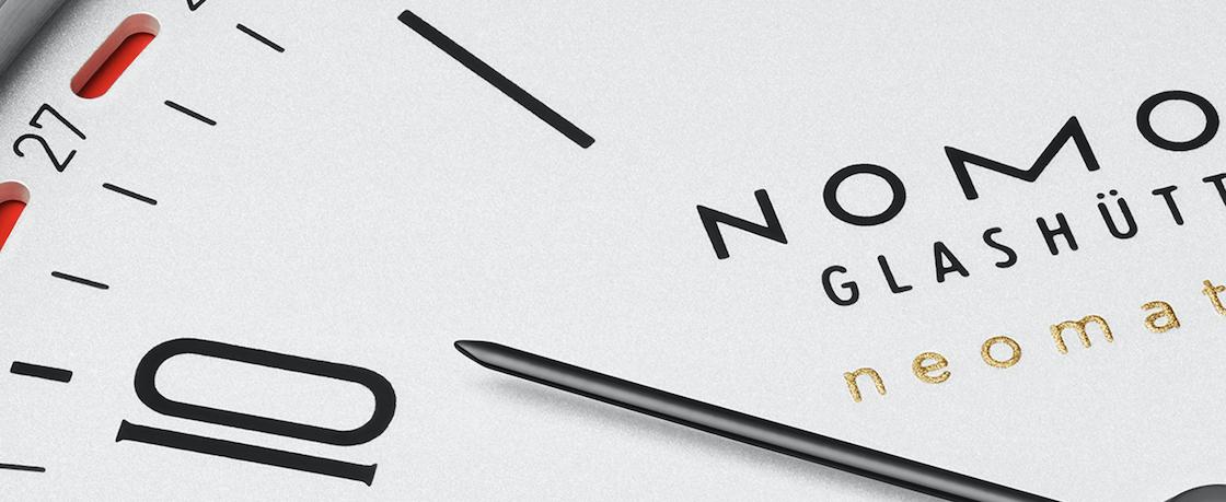 装配全新自产机芯的NOMOS腕表正式上市--包豪斯爱好者的福音