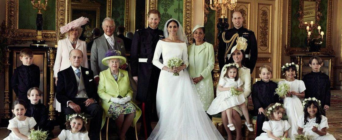 查尔斯王子(Prince Charles)佩戴帕玛强尼Toric Chronographe出席王室婚礼