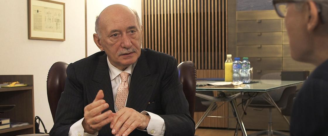 沛纳海手表品牌的早期岁月-专访Panerai首席执行官Angelo Bonati先生