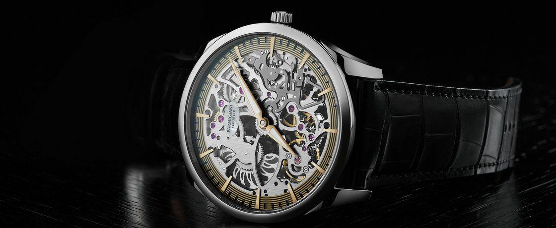 超薄腕表 镂空魔力 帕玛强尼最新Tonda 1950 Skeleton腕表