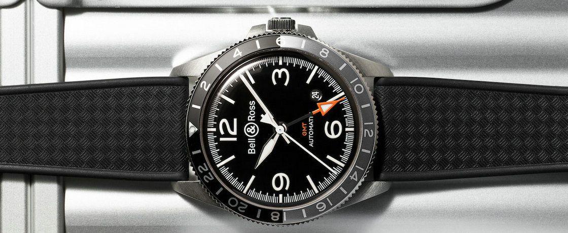 Bell & Ross柏莱士推出全新BR V2-93 GMT 24H腕表